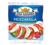 Mozzarella proaspata in zer