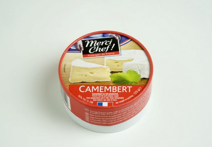 Camembert Merci Chef 125g