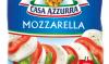 mozzarella 125g Casa Azzurra